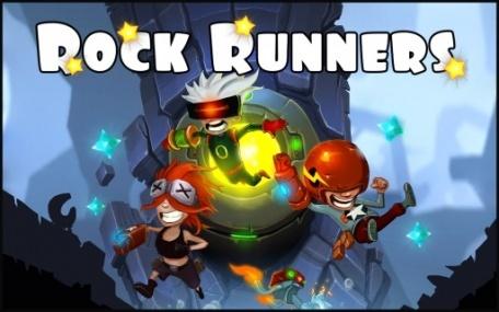 跑步游戏背景素材